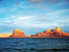 Lake Powell I miss it soooo much! the most beautiful place!