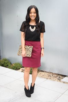 Skirts Clothing, Shoes & Accessories Lovely Agh Vintage Maxi Skirt Leopard Black M Handsome Appearance
