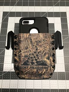 IWB/ OWB and concealed kydex Gun Holsters Custom Designs Iphone 7 Plus Cases, Phone Cases, Phone Holster, Kydex, Holsters, Edc, Super Cars, Messenger Bag, Satchel