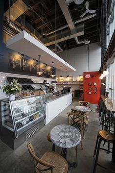 Beaucoup Bakery Vancouver -  stunning design by a talented Interior designer