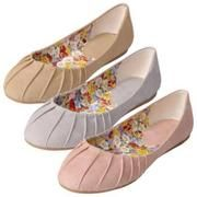 pink flats- Misbehave by Journee Co Women's 'Guess 2' Pintucked.