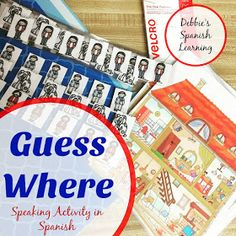 Debbie's Spanish Learning- House and family guessing game Spanish Games, Spanish Activities, Spanish Basics, Spanish Lessons, Spanish Language Learning, Teaching Spanish, Spanish Website, How To Speak Spanish, Learn Spanish