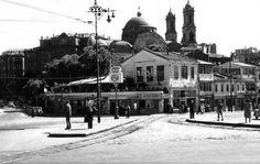 Taksim Meydanı, 1958 #istanlook #birzamanlar #nostalji
