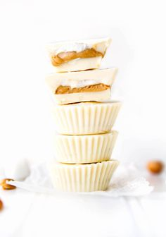 Peanut Butter and Fluff Cups