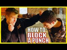 How to Block a Punch Shane Fazen | fighttips.com #streetfight #selfdefence