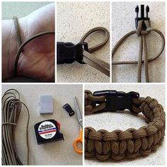 How to make cool bracelet for men step by step DIY tutorial instructions, How to, how to make, step by step, picture tutorials, diy instructions, craft, do it yourself