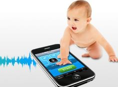 Someone buy this #baby some Skype credits!!! #cute