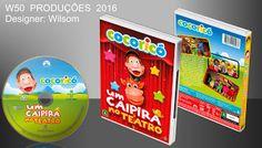 W50 produções mp3: Cocoricó - Um Caipira NoTeatro  -  Lançamento  201...