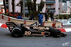 1979 GP Monaco (James Hunt) Wolf WR7 - Ford