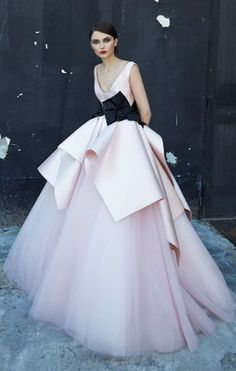 Featured Dress: Peter Langner; Dress idea