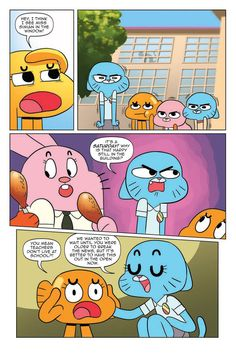 Preview: The Amazing World of Gumball: Fairy Tale Trouble OGN, Story: Megan Brennan & Jeremy Lawson Art: Katy Farina & Jeremy Lawson Cover: Katy Farina Publisher: BOOM! Studios/KaBOOM! Publication Date...,  #All-Comic #All-ComicPreviews #Boom!Studios #Comics #JeremyLawson #kaboom! #KatyFarina #MeganBrennan #previews #TheAmazingWorldofGumball:FairyTaleTroubleOGN