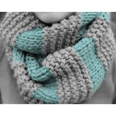 GAP Inspired Boyfriend Infinity Scarf Knitting pattern by MaryAnnDesigns Crochet Scarf Easy, Crochet Poncho, Knit Or Crochet, Crochet Scarves, Knitting Scarves, Easy Knitting, Quick Crochet, Knit Cowl, Cowl Scarf