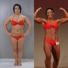 meiko_satomura #meikosatomura #仙女 #sendaigirls #muscle #bodymake #prowrestling 今年もこうなりマッスル‼️#里村明衣子 2017/06/08 01:57:22
