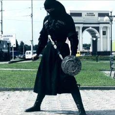 circassian warrior abrek çerkes savaşçısı