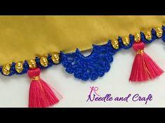 Saree Kuchu New Designs, Saree Tassels Designs, Blouse Designs, Lakshmi Sarees, Rangoli Designs Peacock, Leg And Ab Workout, India Independence, Stylish Blouse Design, Saree Look