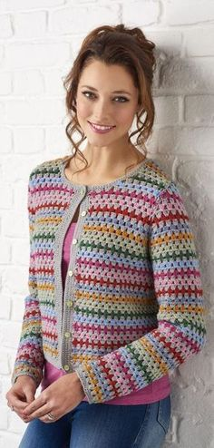 You searched for: shrugs for dresses! Finthousands of hand crafted, classic, and one-of-a-kind merchandise. Crochet Cardigan Pattern, Crochet Patterns, Shrug For Dresses, Modern Crochet, Ladies Dress Design, Victoria Beckham, Crochet Projects, Crochet Top, Men Sweater