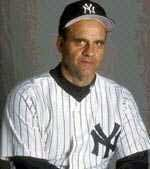 Famous New York Yankees | Joe Torre -- New York Yankees Manager and Native New Yorker