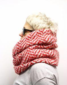 kominotulacz bukle dzianinowy (sprzedawca: Woollove), do kupienia w DecoBazaar.com