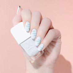 Love this photo I took for @formulaxnail ✨✨ I posted a closeup of the nail art I did a few months back - the sky grey is #Delightful and has perfect 1 coat coverage (typical of #FormulaX polishes) 💕