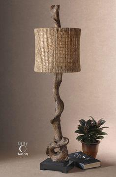 Driftwood Buffet Lamp | Lamps | Furniture - Kaloko Furniture ...