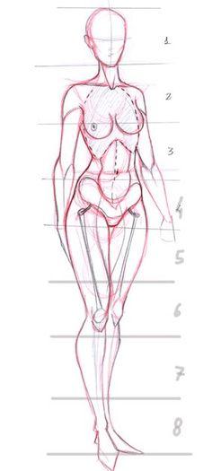anatomi-model-karakalem-çizimleri-2+s