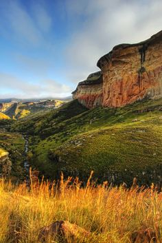 Visit Golden Gate and Clarens