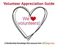 This Volunteer Appreciation Guide is a free resource developed by Wild Apricot to offer tips and advice for small nonprofits and membership organizations just getting started with or looking to refresh their volunteer recognition planning and procedures. Volunteer Appreciation Gifts, Volunteer Gifts, Appreciation Quotes, Employee Appreciation, Volunteer Week, Volunteer Quotes, Volunteer Ideas, Volunteer Services, Volunteer Abroad
