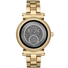 be423c283270 Women  s Michael Kors Access Watch Sofie MKT5023 Smartwatch... for sale  online