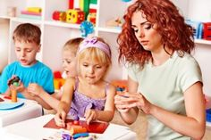 When you enroll your #kids in a #daycareschool first you should confirm how are the #school #teachers.  So Let us have a look at the features of a day care school teacher.