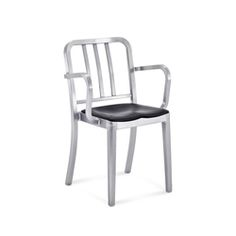 Heritage Stacking armchair seat pad | Restaurant chairs | emeco