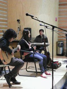 """Ensamble de voz, piano y guitarra """"Antología"""""""