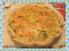 CHEF …… A Modo mio!!!!:   Torta salata di zucchine   Ingredienti: 900 gr. ...