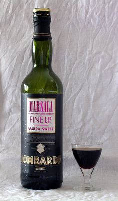 Only grape varieties with a high natural sugar content are used to make Marsala wine