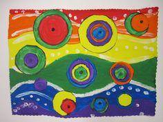 Fourth Grade Kandinsky