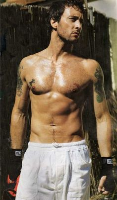 Alex O'Loughlin: Definitely on my top 3!