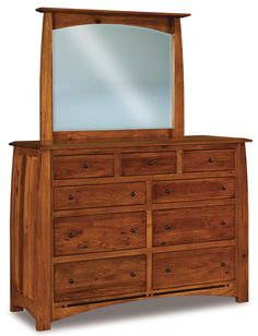 Dressers - Bedroom Furniture - Amish Oak in Texas