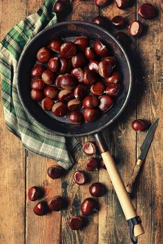 chestnuts #foodphotography