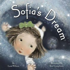 In this magically illustrated bedtime story, little Sofia befriends the moon and sets off on a dreamy adventure to visit her new friend. She sees our planet from his point of view and is inspired to do whatever she can to protect Earth and to encourage others to do the same. Winner of 5 awards, written by Land Wilson, illustrated by Sue Cornelison, and published by Little Pickle Press (best Earth Day books).