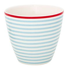 GreenGate Latte Cup Becher Juliet Blue