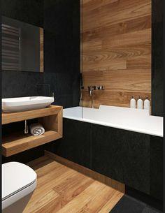 azienka styl nowoczesny zdj cie od werdhome azienka styl nowoczesny fryzury i dobry. Black Bedroom Furniture Sets. Home Design Ideas