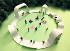 SPORTS announced as designers of the 2016 Ragdale Ring - Archpaper.com