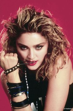 In the 80's Madonna.  She is the original and no newbies can compare.