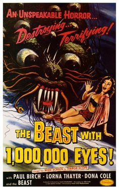 It Had Eleventy Kagillion Eyes! by paul.malon, via Flickr