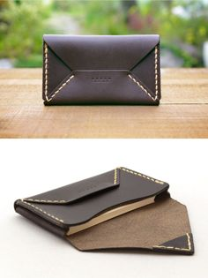 leather card case | Duram Factory For when I need to give out business cards. Would also make a good present for someone
