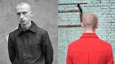 photography, male model, gosha rubchinskiy
