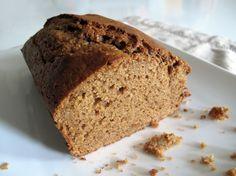 Easy Spiced Pumpkin Loaf