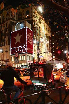 Macys in New York City :)