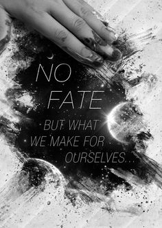 """""""No fate but we make for ourselves."""" - Terminator 2 (1992)    www.itunes.apple.com/us/app/ifilmfanatic/id505386256?mt=8"""