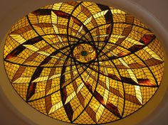 ArtGlassByWells | Design, fabricate, install the most unique stained glass - DOMES