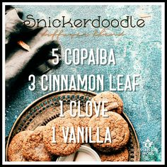 Clove Essential Oil, Vanilla Essential Oil, Essential Oil Diffuser Blends, Essential Oil Uses, Clean Living, Simple Living, Vanilla Oil, Oil Mix, Copaiba